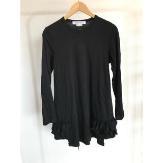 コムデギャルソン(COMME des GARCONS)のコムデギャルソン コムコム フリルロンT(Tシャツ(長袖/七分))