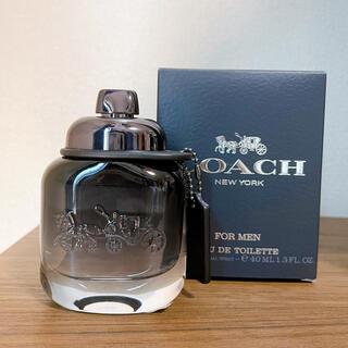 コーチ(COACH)の【COACH】フォーメン オードトワレ 40 ML(香水(男性用))