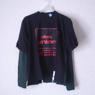 MIHARAYASUHIRO - 新品 ミハラヤスヒロ ディスクユニオン レイヤードTシャツ 齋藤飛鳥着用