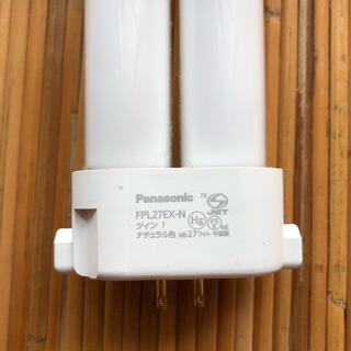 Panasonic FPL27EX-N 中古の蛍光灯