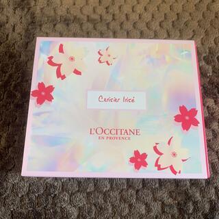 L'OCCITANE - 【値下げ】ロクシタン チェリープリズムファーストキット