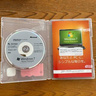 Microsoft - Windows7 Home Premium 64ビット版