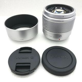 Panasonic - 【単焦点レンズ】 Panasonic LUMIX G 25mm H-H025