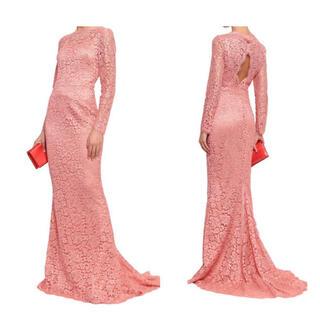 ドルチェアンドガッバーナ(DOLCE&GABBANA)のDOLCE&GABBANA イヴニングドレス(ロングワンピース/マキシワンピース)