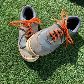 格安‼️crocs golf スパイクレスゴルフシューズ メンズ用(シューズ)