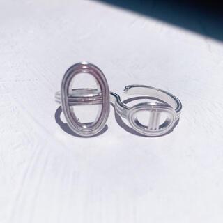 ドゥーズィエムクラス(DEUXIEME CLASSE)のH2連リング(リング(指輪))
