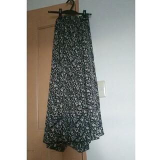 レプシィム(LEPSIM)の花柄スカート(ロングスカート)