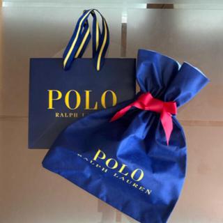 ポロラルフローレン(POLO RALPH LAUREN)のボロラルフローレン 紙袋 ギフト袋(ショップ袋)
