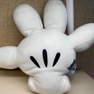 ミッキーマウス(ミッキーマウス)のミッキー クッション(クッション)
