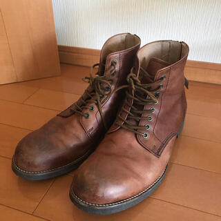 パドローネ(PADRONE)のパドローネ ブーツ バッグジップ(ブーツ)