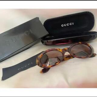 Gucci - GUCCI グッチ  サングラス ベッコウ柄 眼鏡 メガネ イタリア製