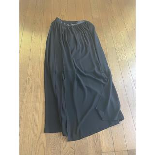 アクアガール(aquagirl)のアクアガール スリットロングスカート(ロングスカート)