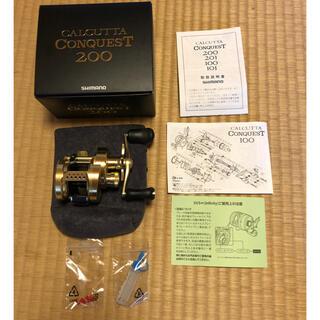 CONQUEST - SHIMANO カルカッタコンクエスト200 値下げしました