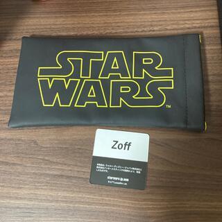 Zoff - zoff star warsメガネケース