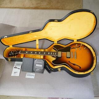 ギブソン(Gibson)のGibson Memphis 50周年記念モデル 1963 ES-335(エレキギター)