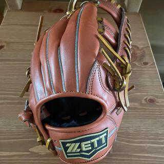 ZETT - 軟式 野球グローブ ZETT
