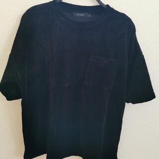 レイジブルー(RAGEBLUE)のRAGEBLUE ベロアTシャツ(Tシャツ/カットソー(半袖/袖なし))