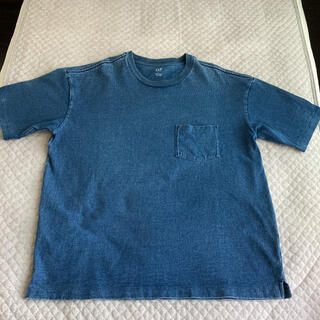 ギャップ(GAP)のGAP ギャップ メンズヘビーウエイトTシャツ(Tシャツ/カットソー(半袖/袖なし))