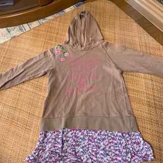 フラグメント(FRAGMENT)の子供服 130 長袖(パーカー)