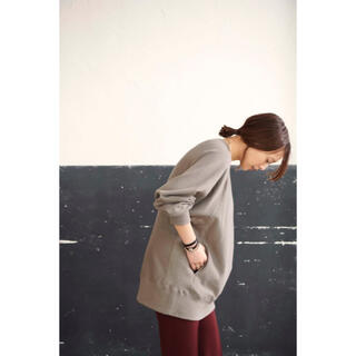 ジャーナルスタンダード(JOURNAL STANDARD)のBONUM mihonojiri クルーネックスウェットシャツ(トレーナー/スウェット)