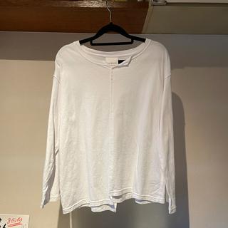ビームス(BEAMS)のraybeams 白ロンT(Tシャツ(長袖/七分))