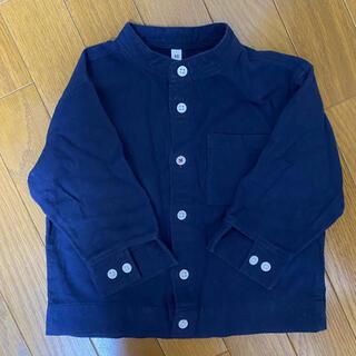 ムジルシリョウヒン(MUJI (無印良品))の無印良品 フランネルシャツ(ブラウス)