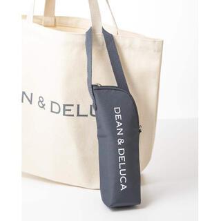 ディーンアンドデルーカ(DEAN & DELUCA)のディーン&デルーカ ストラップ付き保冷ボトルケース(日用品/生活雑貨)