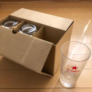 サッポロ(サッポロ)のサッポロビール グラス 6個セット(アルコールグッズ)
