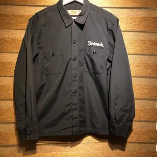 テンダーロイン(TENDERLOIN)のテンダーロイン ワークシャツチェーンステッチ M(シャツ)