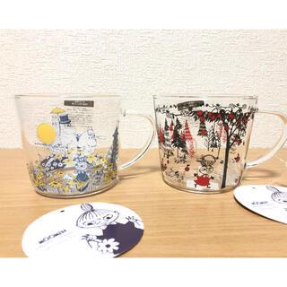 アフタヌーンティー(AfternoonTea)のアフタヌーンティーリビング リトルミィ ムーミン 耐熱マグ(グラス/カップ)