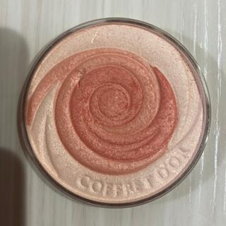 コフレドール(COFFRET D'OR)の02 コフレドール スマイルアップチーク(チーク)
