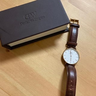ダニエルウェリントン(Daniel Wellington)のDaniel Wellington時計 値下げ!(腕時計)