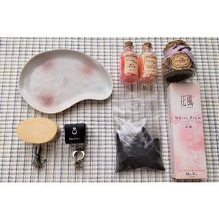 Francfranc - お買い得 お香用品一式とポプリのセット(総額5000円相当)