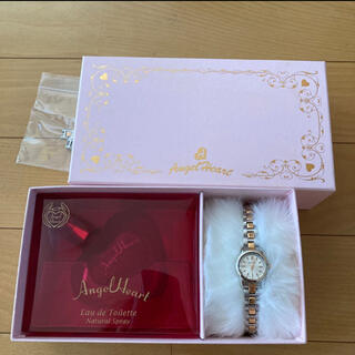 エンジェルハート(Angel Heart)のエンジェルハート 腕時計 香水 セット プレゼント(香水(女性用))