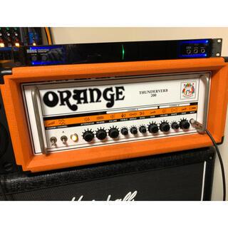 orange thunderverb 200 本体 電源ケーブル(ギターアンプ)