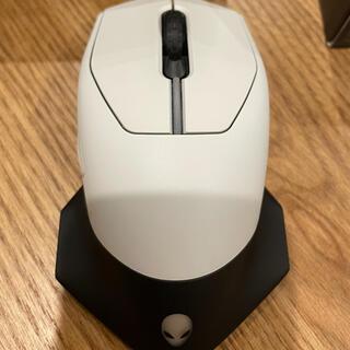 デル(DELL)の【ヒロ様専用】ALIENWARE ゲーミングマウス 7ボタン AW610M(PC周辺機器)