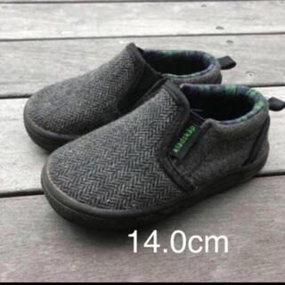 クレードスコープ(kladskap)のkladskap クレードスコープ 靴 14.0(スリッポン)