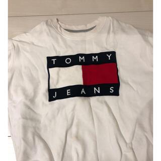 トミー(TOMMY)のTOMMY JEANS スウェット(トレーナー/スウェット)