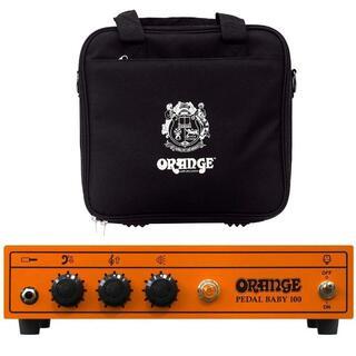 ORANGE Pedal Baby 100 パワーアンプ 専用バッグ付(ギターアンプ)