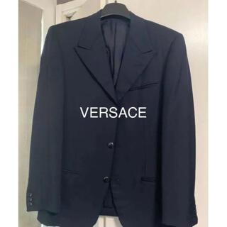 Gianni Versace - GIANNI VERSACE テーラードジャケット スーツ