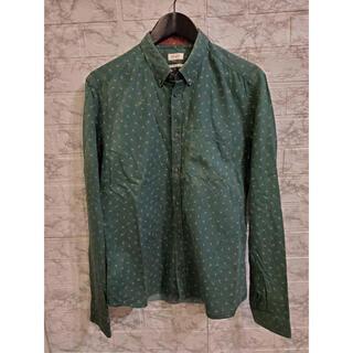 ケンゾー(KENZO)のシャツ1   KENZO ケンゾー 長袖シャツ シャツ ポケットシャツ(シャツ)