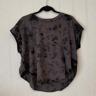 ディーゼル(DIESEL)のDIESEL ディーゼル レディース トップス Tシャツ ロゴT カットソー(Tシャツ(半袖/袖なし))