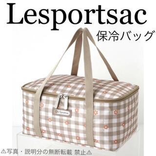 レスポートサック(LeSportsac)の⭐️新品⭐️【レスポートサック】ピクニッククーラー★付録❗️(エコバッグ)