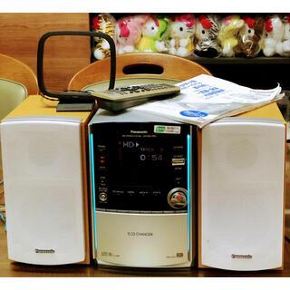 Panasonic - Panasonic⭐️MDステレオシステム SC-PM510MD(動作確認済み)