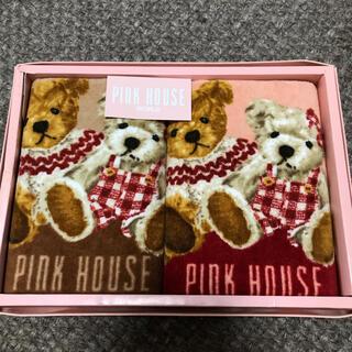 ピンクハウス(PINK HOUSE)のBABY PINK HOUSE ウォッシュタオル(タオル/バス用品)
