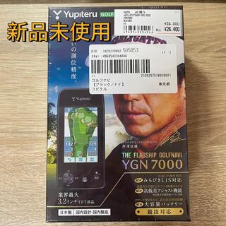 【新品未使用】ユピテル ゴルフナビ YGN7000