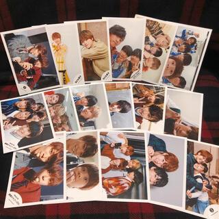 ジャニーズジュニア(ジャニーズJr.)の関西ジャニーズJr. 写真17枚セット(アイドルグッズ)