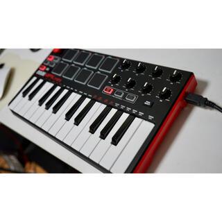 AKAI MPK mini MK2 中古(MIDIコントローラー)