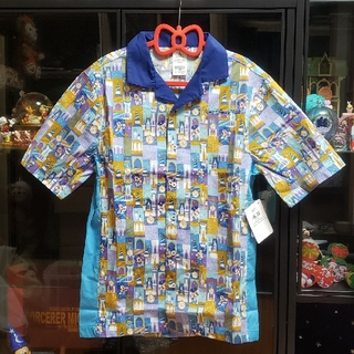 Disney - ミッキー 半袖シャツ Mサイズ WDW 50周年