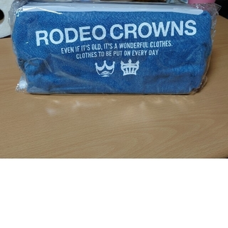 ロデオクラウンズワイドボウル(RODEO CROWNS WIDE BOWL)のRODEO CROWNS WIDE BOWL ノベルティ(ノベルティグッズ)
